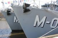 """Liepājāsākas Jūras spēku mācības """"Flotex"""""""