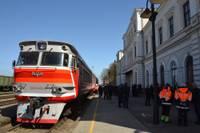 Apstiprina jaunu vilcienu reisu izveidošanu starp Liepāju un Rīgu