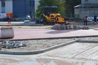 Stāvlaukums Muitas ielā drīz būs pabeigts