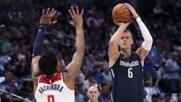 Porziņģis NBA atgriežas ar 23 punktiem un uzvaru pār Bertānu