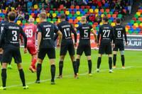 Liepājas futbola klubs protestos neiesaistās