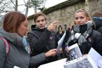 Skolēni redānā iepazīstas ar Latvijas Brīvības cīņu vēsturi