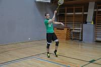 Latvijas čempionātā badmintonā senioriem godalgu birums