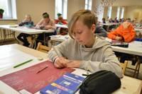 """Bērnu un jauniešu zīmēšanas konkurss """"Mans sveiciens Latvijai dzimšanas dienā"""""""