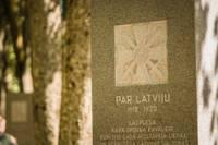 Plāno paplašināt Lāčplēša Kara ordeņa kavalieriem veltīto piemiņas vietu