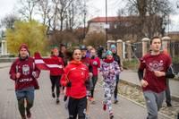 Šogad Latvijas kontūru Liepājas ielās izskries no J.Čakstes laukuma
