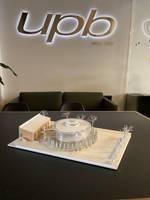 """""""UPB"""" Rīgā būvēs unikālu ēku kompleksu, kuru projektējis Uldis Pīlēns"""