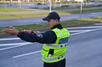 """""""BMW"""" vadītājs pa Kungu ielu brauc 0,82 promiļu reibumā"""