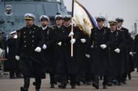 Jūras spēku flotilei jauns komandieris