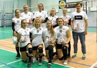 Liepājnieces piedalās Ventspils atklātajā volejbola turnīrā