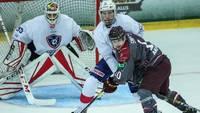 Latvijas izlase papildlaikā izrauj uzvaru pār Franciju