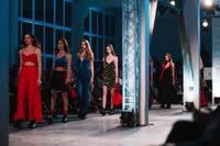 Mūzikas, mākslas un dizaina vidusskolas audzēkņi kvalificējas jauno modes dizaineru konkursam