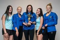 Liepājas tenisa komandas izcīna divas zelta medaļas Latvijas Klubu Komandu Čempionātā