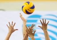 Volejbolisti cīnās par Latvijas kausiem