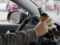 Dzērumā izraisa avāriju