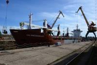 """Likvidēta maksātnespējīgā """"Tosmares kuģubūvētava"""""""