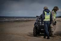 Zemessardze mācībās trenēs gatavību sniegt atbalstu Valsts policijai Covid-19 izplatības ierobežošanā