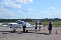 Liepājas lidostā atsāk mācību lidojumus; pasažierus vēl nepārvadā
