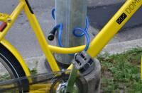 Viršu ielā nozagts velosipēds