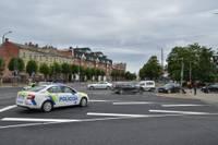 Jaunās Ostmalas un Rīgas ielas krustojumā notikusi divu auto sadursme