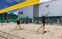Aizvadīts pludmales volejbola turnīrs jauniešiem
