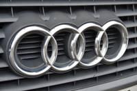 """Zemnieku ielā """"Fiat""""nedod ceļu """"Audi"""""""