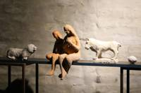 Liepājā mākslinieki uzbur Itālijas noskaņas