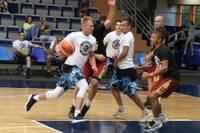 Norisināsies Liepājas krastu mačs basketbolā