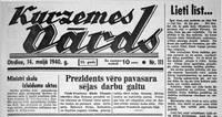 Neatkarības pirmajos gados bija jāpierod arī pie demokrātijas preses izpausmēs