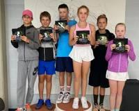 Liepājas U12 tenisa meistarsacensībās triumfē liepājnieki
