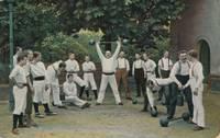 Smagatlētikas pirmsākumi Liepājā. Kā spēkavīri sendienās izklaidēja skatītājus