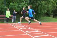 Durbes skolēniem jaunajā skrejceļā solis ātrāks un tālāks