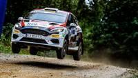 Sesks otrais starp junioriem pēc Igaunijas WRC otrās dienas