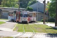 """Nākamnedēļ """"Liepājas tramvajs"""" izsolīs divus vecos tramvaju vagonus"""