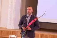 Jaunākais skolas direktors – Pāvels Jurs