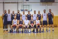 """""""Grobiņas"""" basketbolistiem pirmā mājas spēle Reģionālajā līgā"""