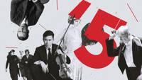 """""""Lielais dzintars"""" piecu gadu jubileju svinēs ar retrospektīvu koncertu"""