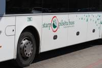 Covid-19 inficētais braucis autobusā un Talsi-Sabile-Kuldīga-Aizpute-Liepāja