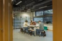 Topošie mākslinieki un dizaineri uzsāk mācības jaunajās LMMDV telpās Alejas ielā