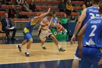 """Latvijas-Igaunijas basketbola līga sākas ar """"Liepājas"""" dramatisku zaudējumu"""