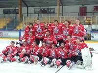 Noslēgušies Liepājas amatieru hokeja čempionāti