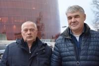 Aleksandrs Bobko un Vadims Gerasimovs, glābjot dzīvību, kļuva par varoņiem