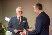 Gada liepājnieks Agris Ruperts ievieš inovatīvus risinājumus profesionālajā izglītībā