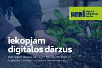 """""""Digitālā mārketinga fabrika"""" iekopj uzņēmumu digitālos dārzus"""