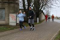 """Svētku skrējiens """"Izskrien Latviju Liepājā!"""" šoreiz bez burzmas"""