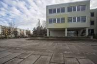 Liedaga skolu arī skāris Covid-19