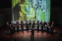 """Latvijas Radio kora koncerts """"Pareizticīgo Ziemassvētki"""" pieejams tiešsaistē"""