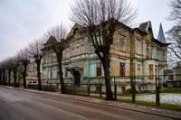 Liepājas pašvaldība ar sākumcenu 270 000 eiro sāk izsoli īpašumam Uliha ielā 36