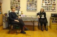 Paaudžu maiņa Jūrmalciema dzīves kūrēšanā. No decembra sabiedrisko centru vada Kristīne Sīle