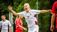 Baltijas spēcīgākajam dāmu klubam pievienojas Latvijas izlases spēlētāja Miksone